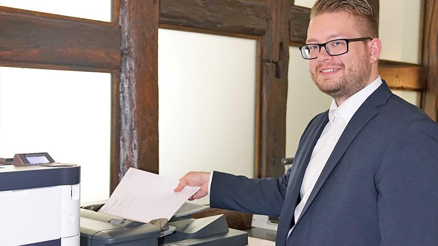 DATEV Steuerberater Nienaber und Backmann